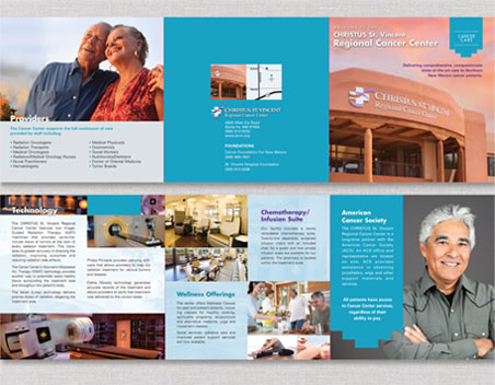 Regional Cancer Center Brochure
